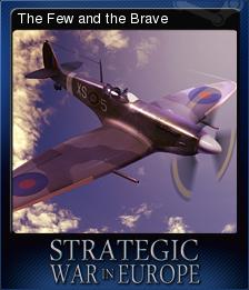 Strategic War in Europe Card 5