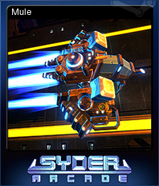 Syder Arcade Card 5