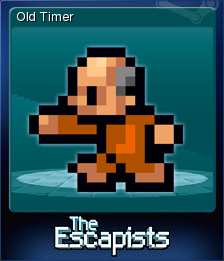 The Escapists Card 3