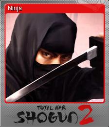 Total War SHOGUN 2 Foil 2