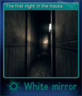 White Mirror Card 5