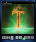 Why So Evil Card 4