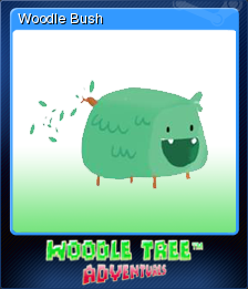 Woodle Tree Adventures Card 2