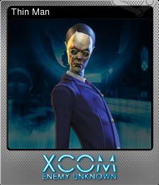 XCOM Enemy Unknown Foil 4