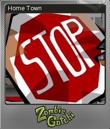Zombie Gotchi Foil 4