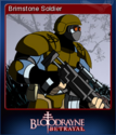 BloodRayne Betrayal Card 14