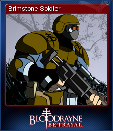 BloodRayne Betrayal Card 14