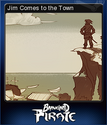 Braveland Pirate Card 1