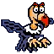 Canyon Capers Emoticon vulture