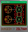 Dungeon of Zolthan Foil 3