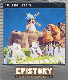 Epistory - Typing Chronicles Foil 10