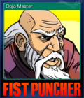 Fist Puncher Card 4