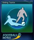 Football Tactics Card 05