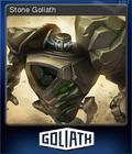 Goliath Card 2