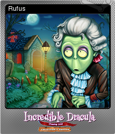 Incredible Dracula Chasing Love Collector's Edition Foil 2
