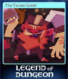 Legend of Dungeon Card 2