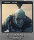 Middle-earth Shadow of Mordor Foil 5