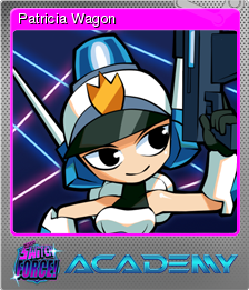 Mighty Switch Force! Academy Foil 8