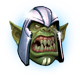 Orcs Must Die! 2 Badge Foil