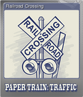 Paper Train Traffic Foil 5