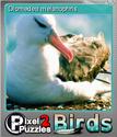Pixel Puzzles 2 Birds Foil 1