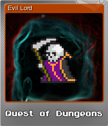 Quest of Dungeons Foil 6