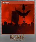 Rome Total War Foil 1