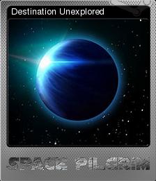 Space Pilgrim Episode IV Sol Foil 5