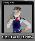 Tumbleweed Express Foil 1