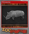 Zoo Rampage Foil 6