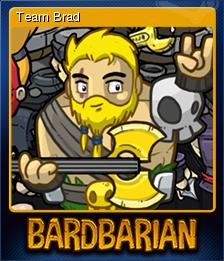 Bardbarian Card 4
