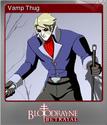 BloodRayne Betrayal Foil 07