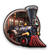 Bounty Train Badge 3