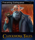 Clockwork Tales Of Glass and Ink Card 6