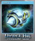 Direct Hit Missile War Foil 8