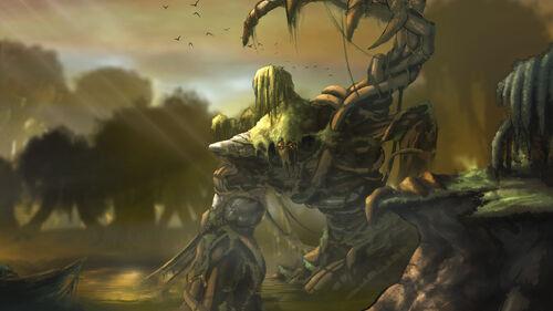 Fallen Enchantress Legendary Heroes Artwork 13