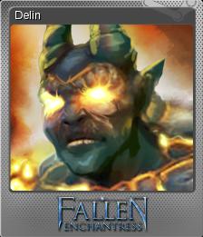Fallen Enchantress Legendary Heroes Foil 12