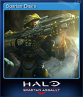 Halo Spartan Assault Card 4