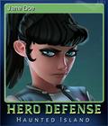 Hero Defense - Haunted Island Card 5