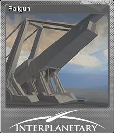 Interplanetary Card 06 Foil