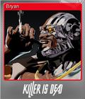 Killer is Dead Foil 2