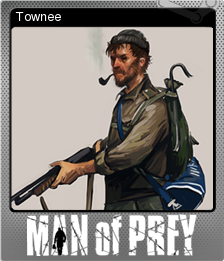 Man Of Prey Foil 6