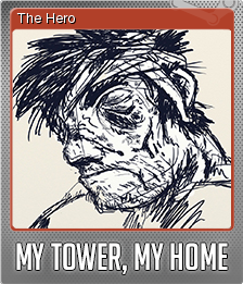 My Tower, My Home Foil 1