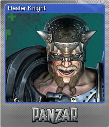 Panzar Card 06 Foil