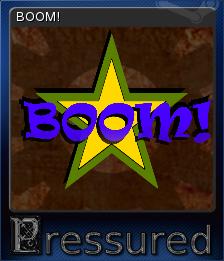 Pressured Card 3
