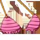 Sakura Beach Badge 3