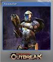 Scourge Outbreak Card 06 Foil