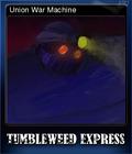 Tumbleweed Express Card 5