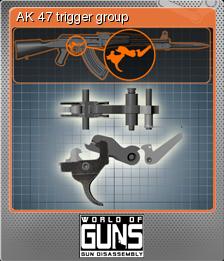 World of Guns Gun Disassembly Foil 05