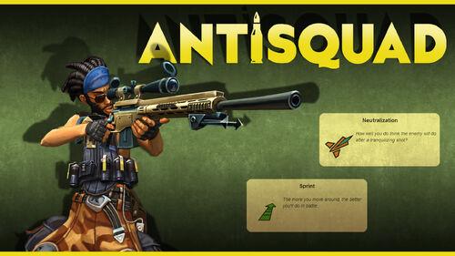 Antisquad Artwork 2